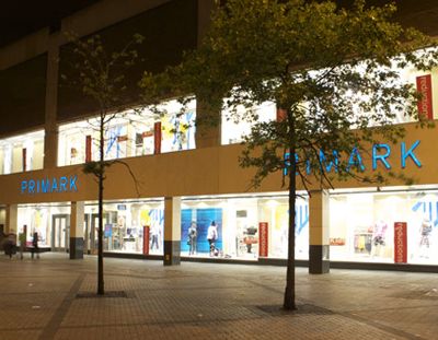 Mechanical Services and Pipework for Primark in Nottingham